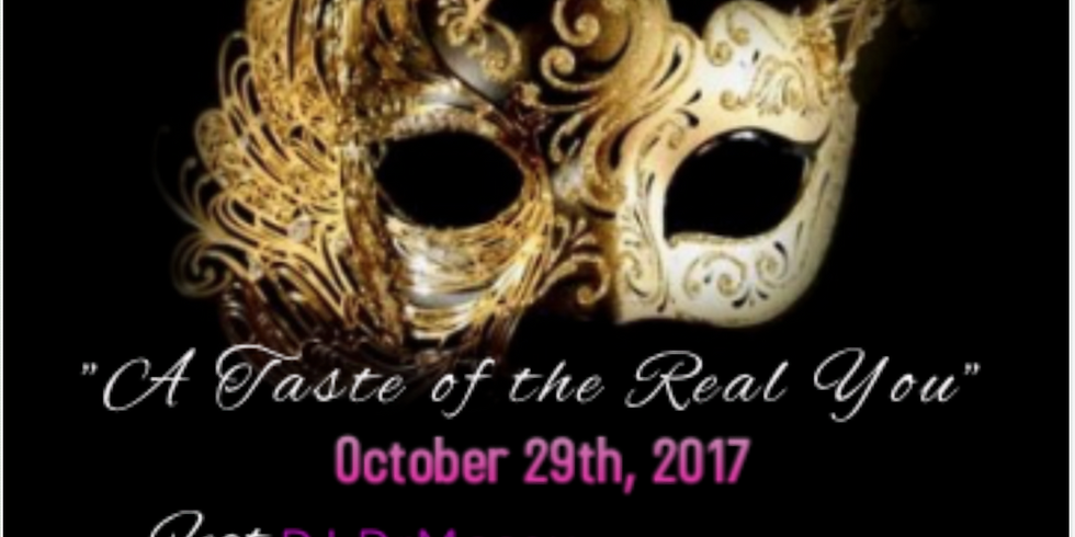 """Reveal """"A Taste of the Real You"""""""
