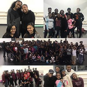 Chicago Bulls Dance Clinic