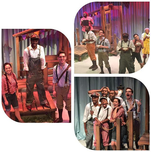 """Come check out a magical story """"A Night In New Orleans"""" by Magic Tree House at the Apollo"""