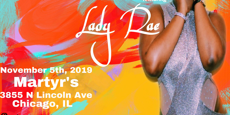 """Bridging the Music """"Chicago Fall MiniFEST"""" feat. Lady Rae"""