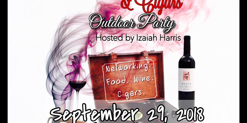 Wine, Records & Cigars