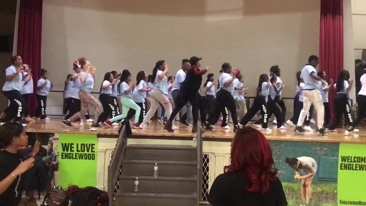 """Had Such A Great Time Yesterday At Hamilton School For My Dance Clinic. Each Dancer Came Out Eager To Learn. Which Allowed Me To Create A Space That Was Not Only Needed For Them But  For Me As Well. As Their Plaques Says, """"A dance teacher helps their"""