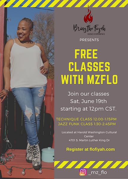 June 19 MzFlo Dance Flyer.png