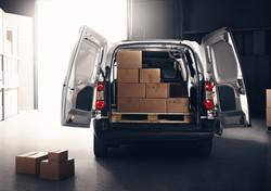 Van-loaded