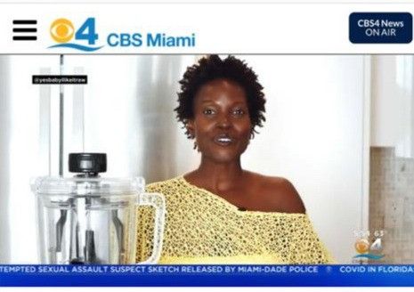 Feature in CBS