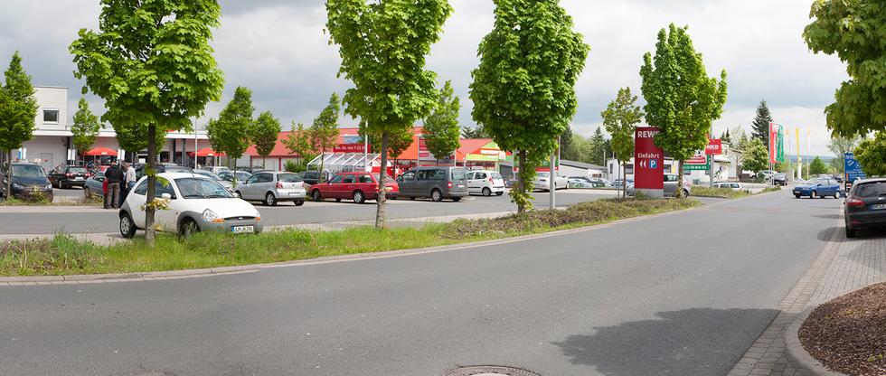 Gewerbegebiet Königsberger Straße