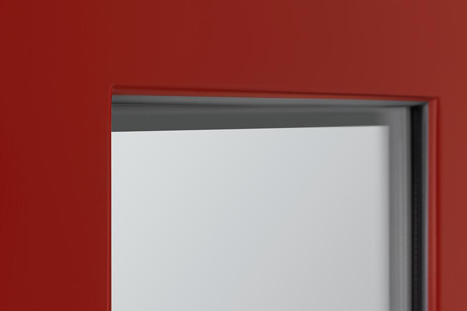 OG8 ohne Glasleiste auf der Außenseite