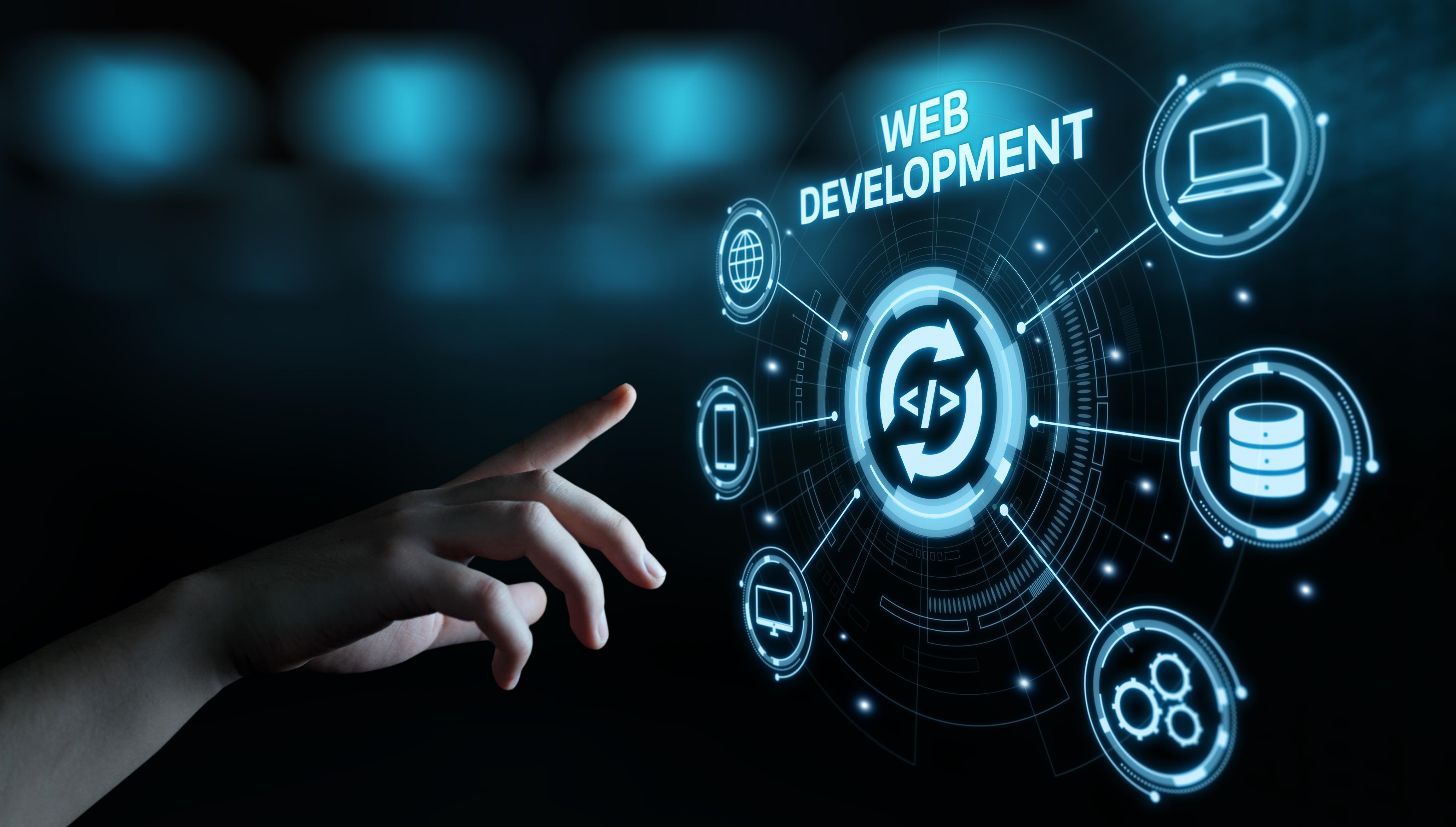 Web Development Coding Programming Inter