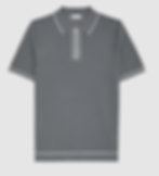 REISS TIPPED ZIP NECK POLO.png