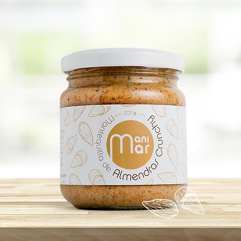 Mantequilla de Almendra Crunchy