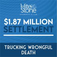 Trucking Wrongful Death