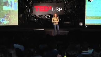 """PALESTRA """"A GENÉTICA, OS BICHOS E O QUE VOCÊ TEM A VER COM ISSO?"""" TEDxUSP"""