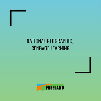NATIONAL GEOGRAPHIC LEARNING, CENGAGE LEARNING