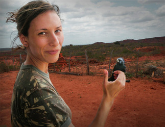"ARTICLE ""FREEBIRD: JULIANA MACHADO FERREIRA LEADS THE CHARGE AGAINST BRAZIL'S ILLEGAL WILDLIFE TRADE"""