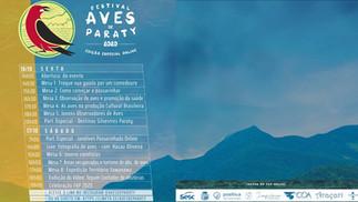 FESTIVAL DE AVES PARATY 2020
