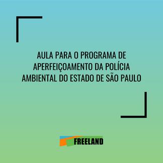 AULA PARA O PROGRAMA DE APERFEIÇOAMENTO PAMB-SP