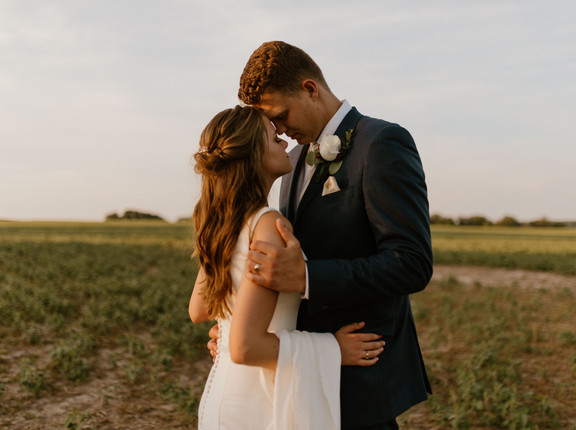 Noah and Audrey | Fourth of July Wedding