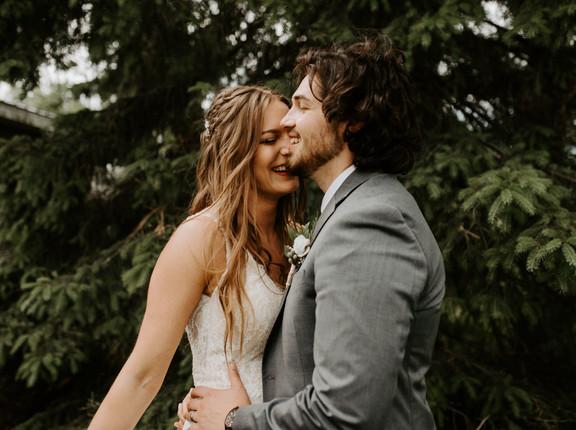 Zach and Taegan | Summer Wedding