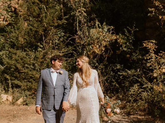 Luke and Jess Romantic Summer Wedding | Four Mounds, Dubuque