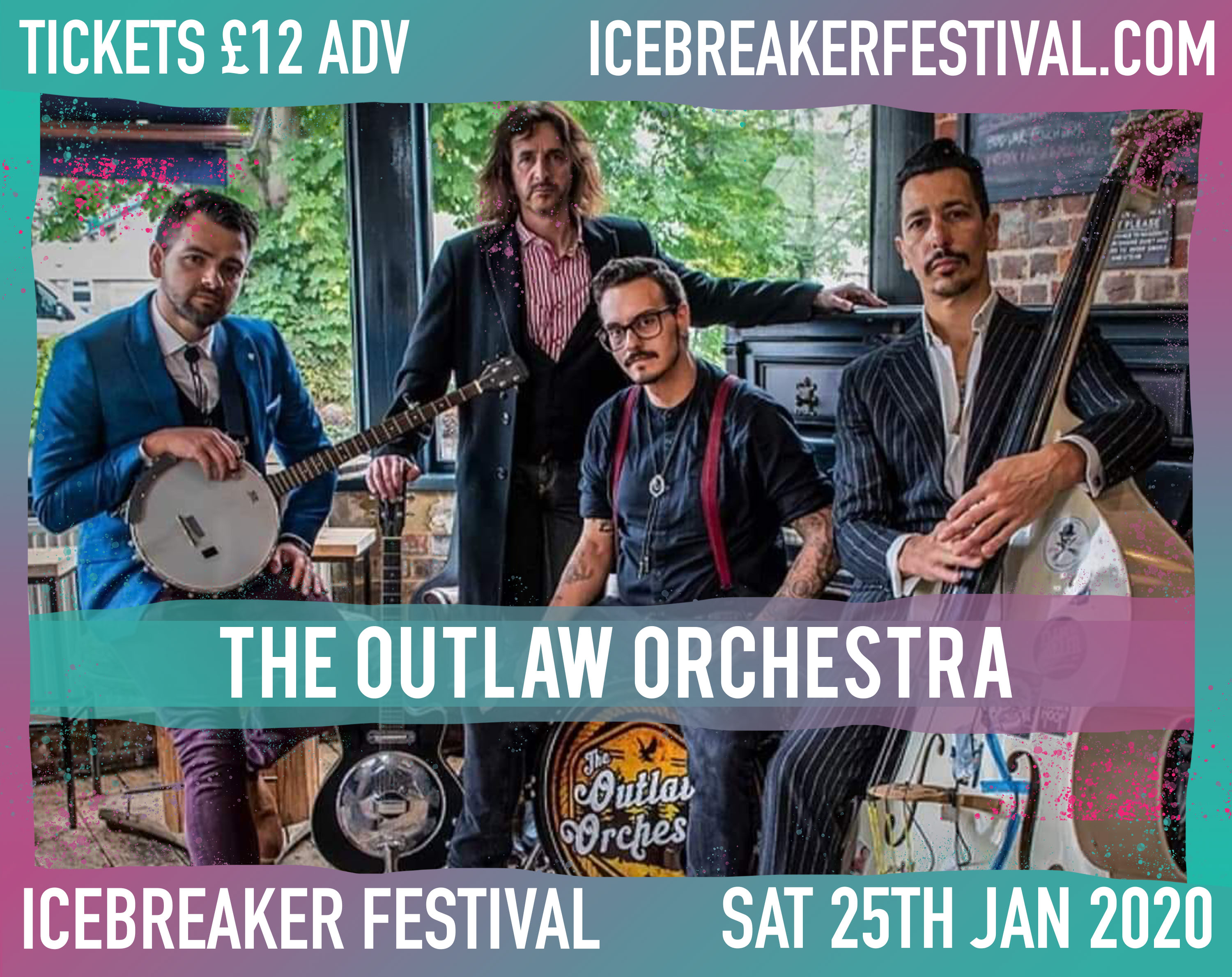 The Outlaw Orchestra Pic
