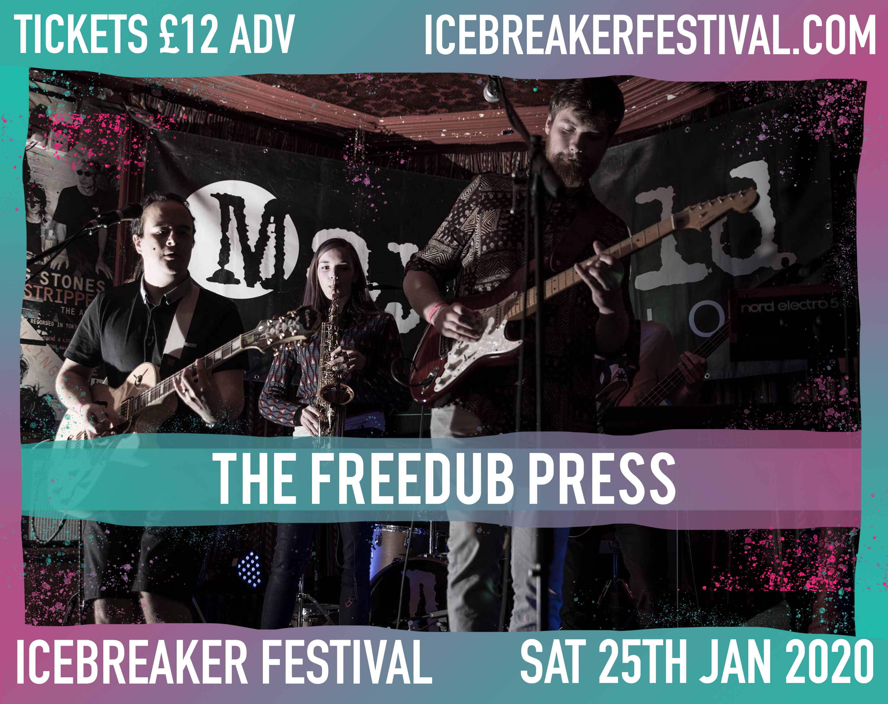 The Freedub Press Pic