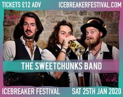Sweetchunks Band Pic