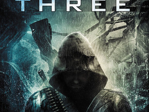 Three, Wren, & Cass... I just finished reading Three by Jay Posey