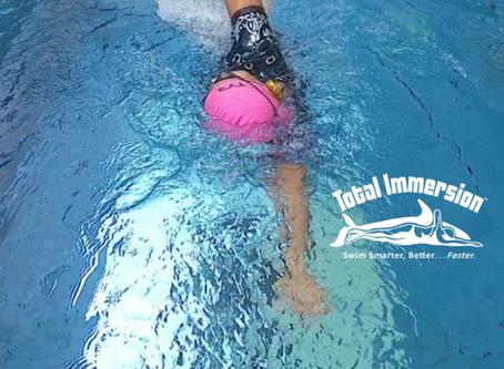 TI swim blog series: seeing when breathing