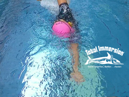 TI swim blog series: seeing when breathing