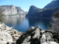 Hetch Hetchy private Yosemite tour from San Francisco www.LandsEndTourCompany.com/Yosemite