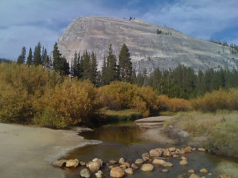 Tuolumne Meadows & Lembert Dome. Book a private tour to Yosemite www.LandsEndTourCompany.com
