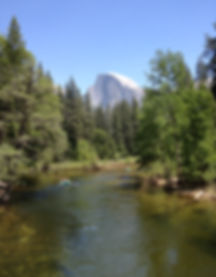 Merced River Rafting Under Half Dome by Land's End Tour Company - Custom Private SUV Tours - www.LandsEndTourCompany.com/Yosemite