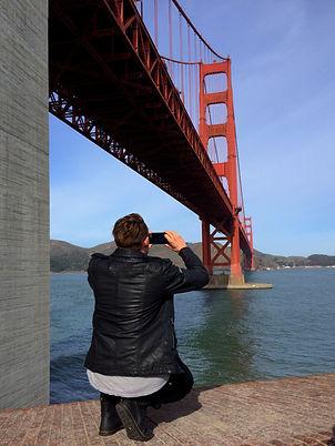 Golden Gate Bridge Fort Point jpg