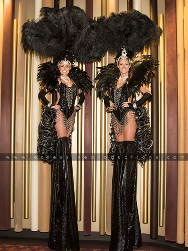 Black Showgirls