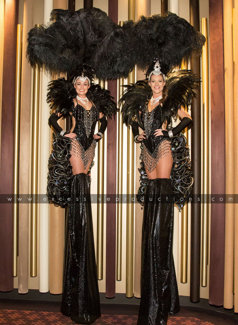 Black Showgirls