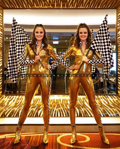 Soild Gold Racer