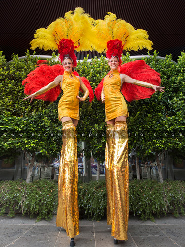 Golden China Dolls