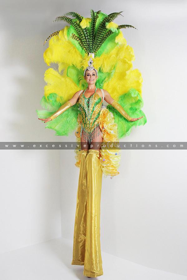 Aussie Showgirl