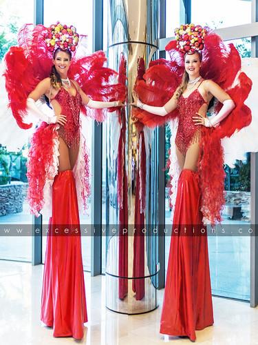 Christmas Showgirls