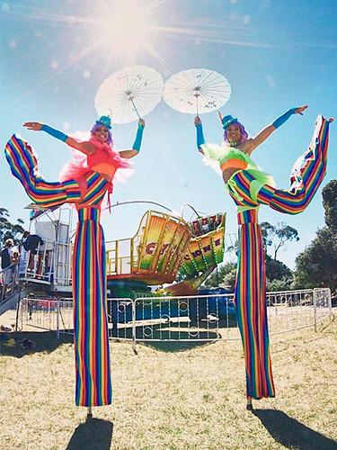 Rainbow Carnival