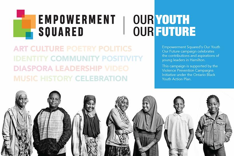Empowerment Squared OYOF Campaign Postca