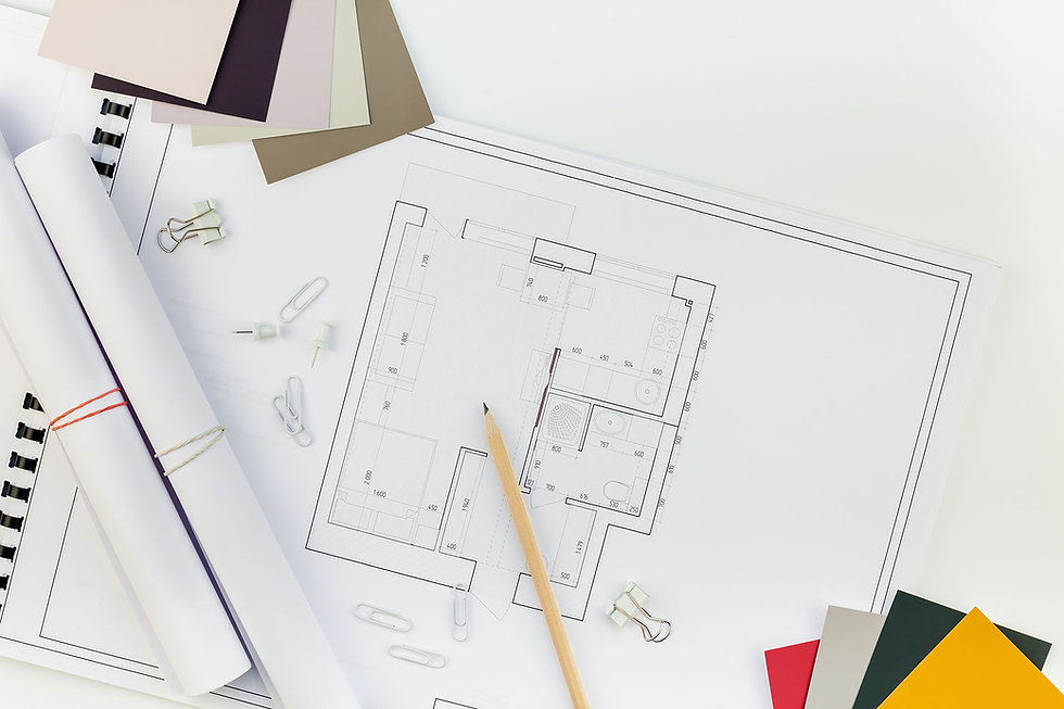 Architecture planning sheets