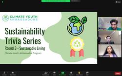 Sustainability Trivia Series Round 3