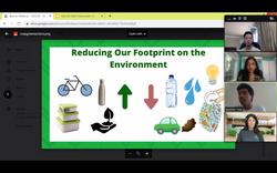 Earth Day Webinar at Bascom Library