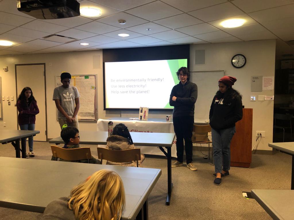 MLK Library Presentation