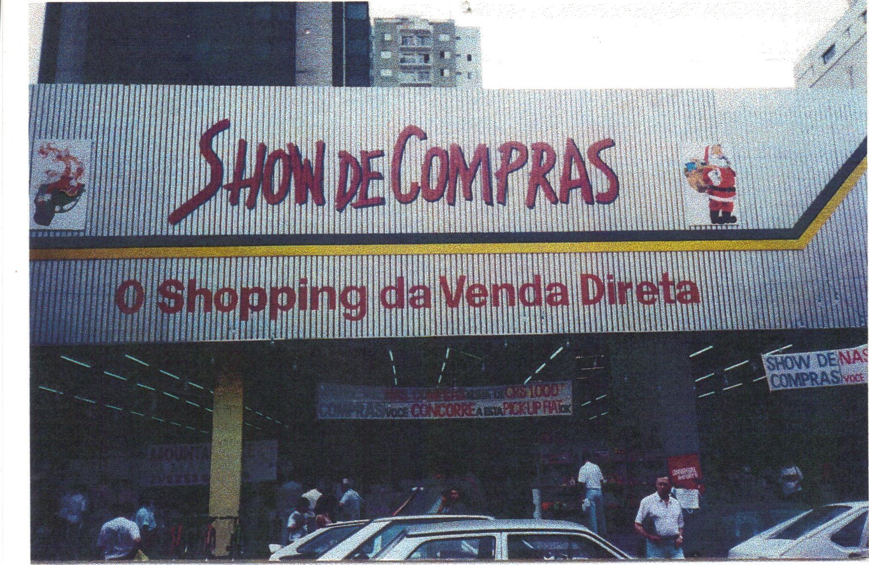 shows de compras
