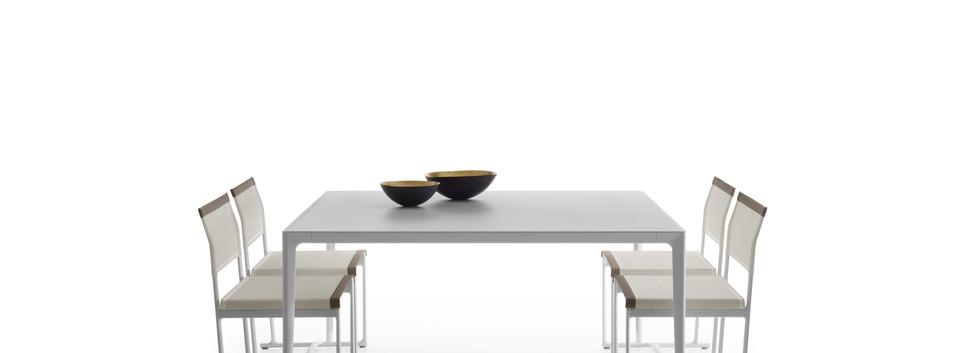 B&B Italia Mirto tavolo quadrato
