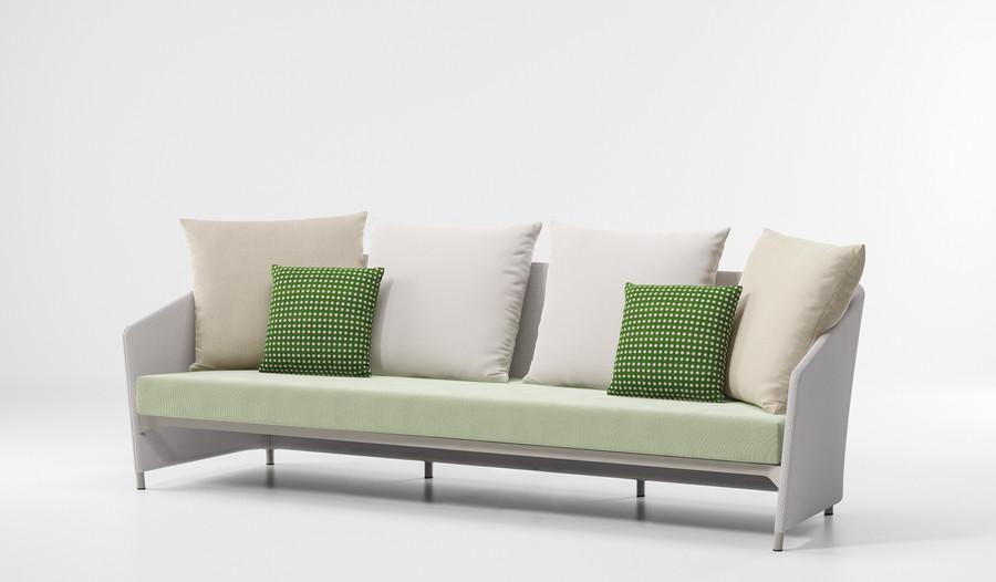 Kettal Bitta seater sofa