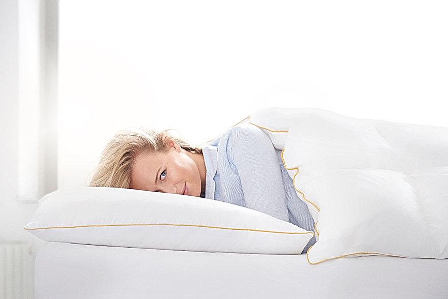 Frau Holle trockenes Schlafklima
