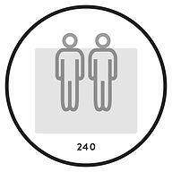 Frau Holle Doppelbettdecken 240